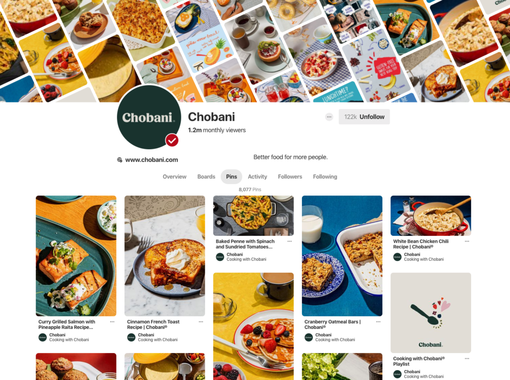 4 of the Best Brands on Pinterest
