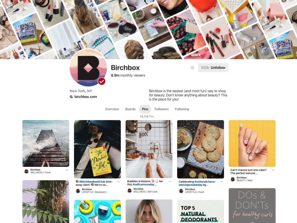 4 of the Best Brands on Pinterest | Likeable